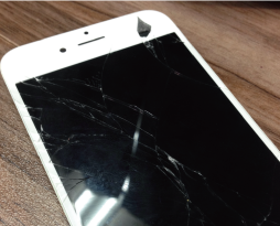 iphone6の画面修理を致しました!スマレンジャー平野店