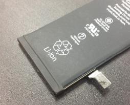 iphone6のバッテリーを交換致しました!スマレンジャー平野店