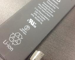 iphone5sのバッテリー交換を行いました!スマレンジャー平野店