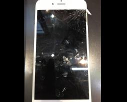 iPhone6S画面割れ修理!スマレンジャー難波店