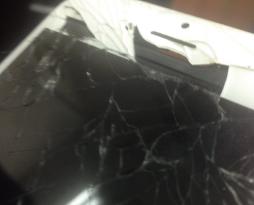 iphone6,6S画面交換致しました!スマレンジャー平野店