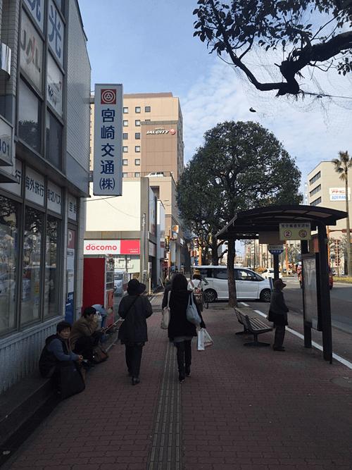 宮崎市店道案内7