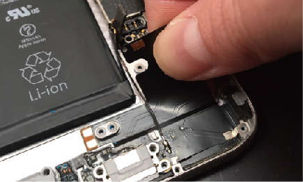iPhone6ドックコネクタ交換10