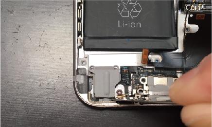 iPhone6ドックコネクタ交換8