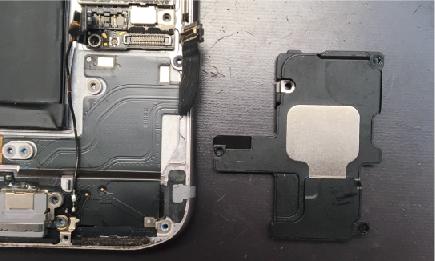 iPhone6ドックコネクタ交換5