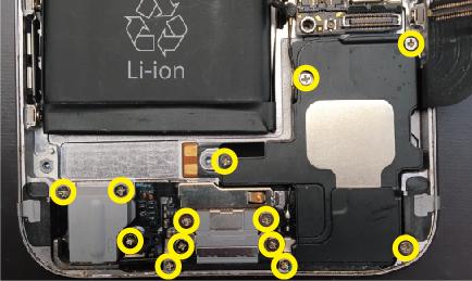 iPhone6ドックコネクタ交換1