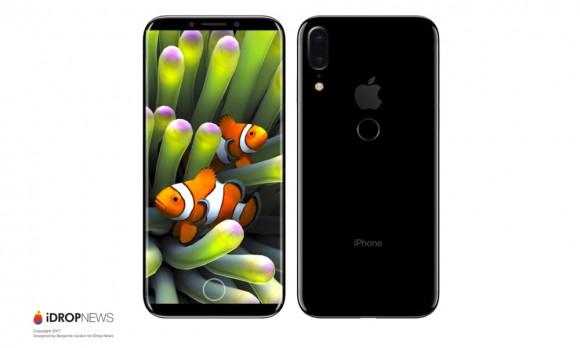iPhone8の本体デザイン判明?iPhone6などに続き設計図が流出!?