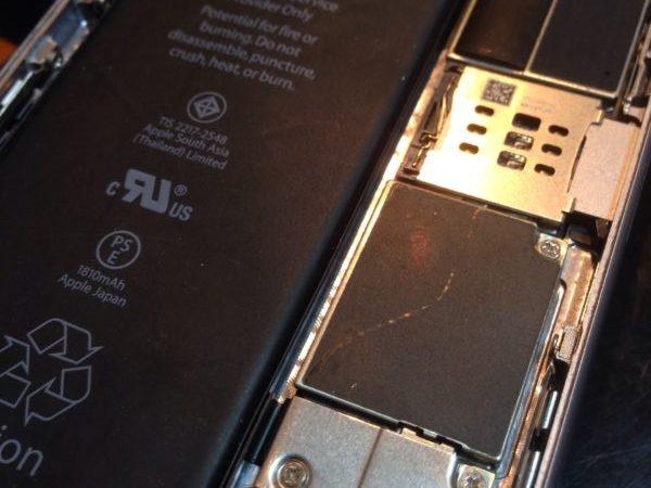 iphone6や6s まとめて3台修理!スマレンジャー八尾店