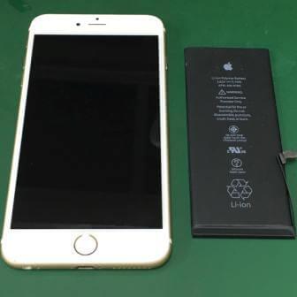 iPhone6Plusのバッテリー交換を行いました☆伊万里店