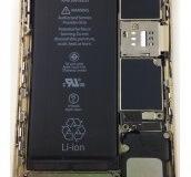 iphone6s修理を実施しました!