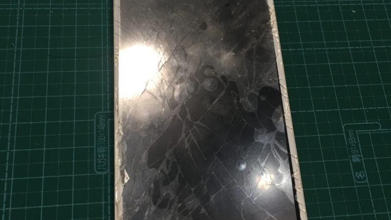 iphone6sの修理を実施致しました!!