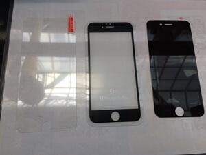 iPhoneの画面を保護するために保護フィルムを貼りましょう