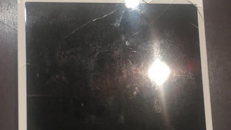 iphone6のガラス割れ修理を実施致しました!