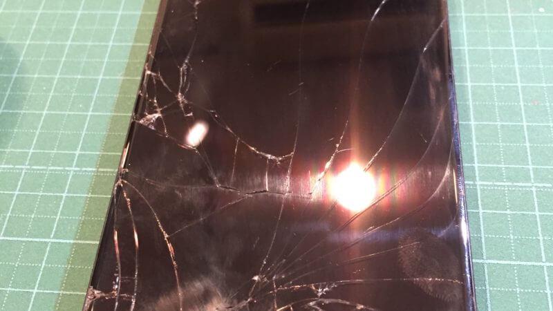 iphone7の画面修理を実施致しました!