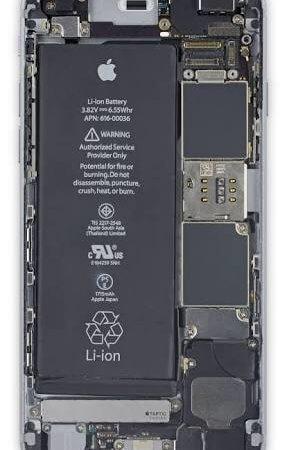 iPhoneのバッテリー: iPhone(アイフォン)修理戦隊!スマレンジャー【格安で即日対応】