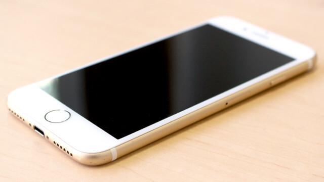 iPhoneを難波でガラスコーティング!