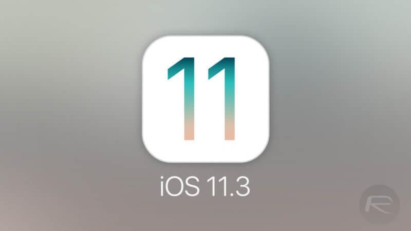 iOS11.3にするとiPhoneは速くなる?