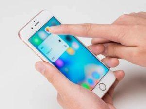 3dタッチ機能を使おう: iPhone(アイフォン)修理戦隊!スマレンジャー【格安で即日対応】