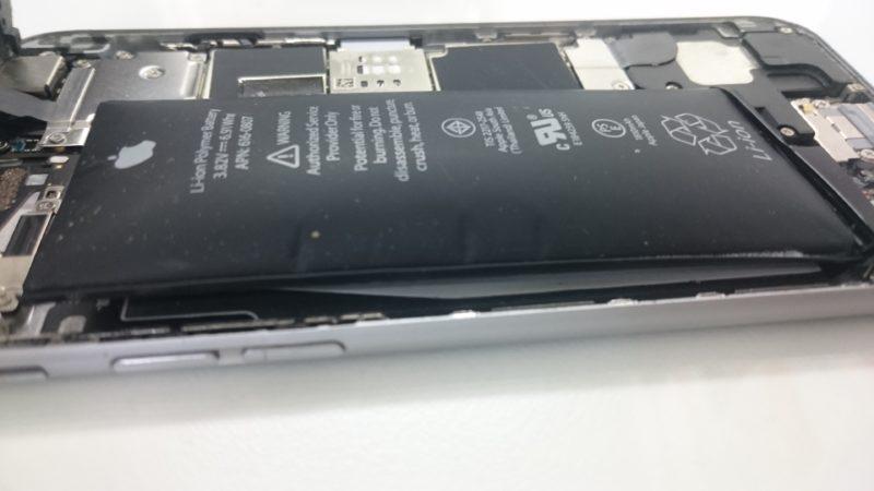 大阪でiPhoneのバッテリー交換を行うならタイミングはいつ?