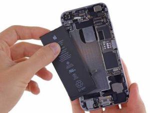 リチウムイオンバッテリー: iPhone(アイフォン)修理戦隊!スマレンジャー【格安で即日対応】