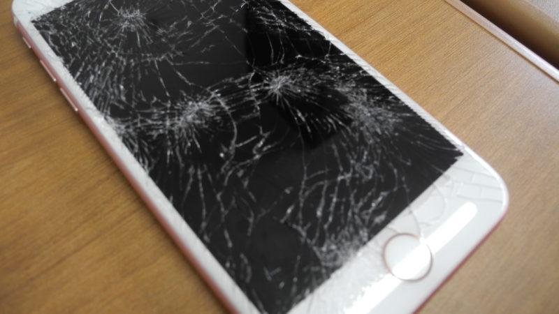 画面われ修理【秋葉原】【iphone】【画面われ】