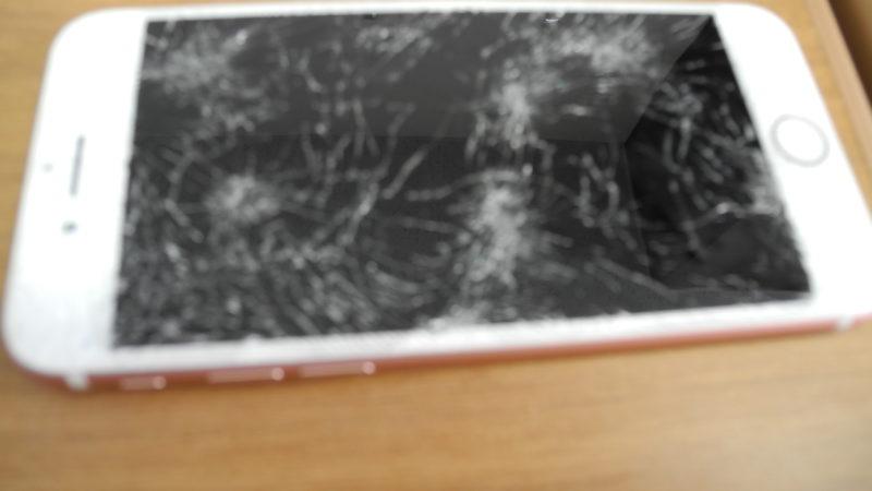 iPhone画面修理について