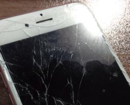 iphone6の画面修理と保護フィルムを購入して頂けました!スマレンジャー平野店