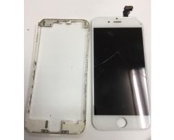 iPhone6の画面が剥がれてきた!?ガラス割れ+液晶分離修理致しました!