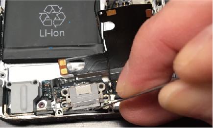 iPhone6ドックコネクタ交換6