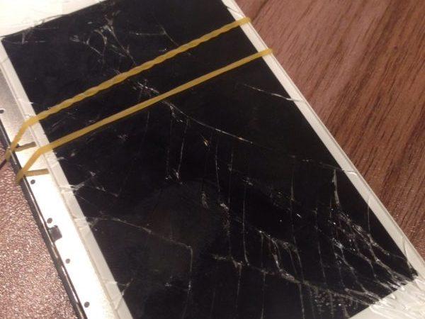 iphone5S画面割れ・バッテリー交換致しました!スマレンジャー近鉄八尾店