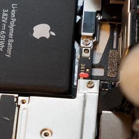 水没判定のiphone6sを修理致しました!スマレンジャー近鉄八尾店