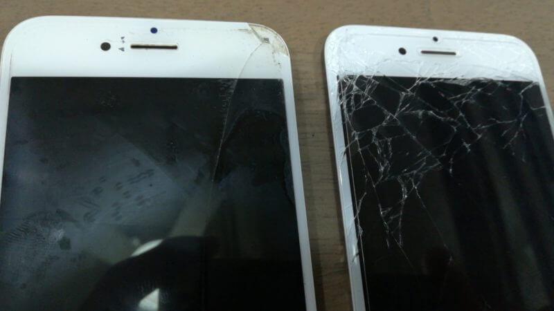 iPhone6の修理をしました☆スマレンジャー梅田店