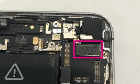 iPhone5Sバックカメラ①