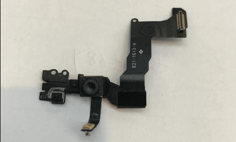 iPhone5Sフロントカメラ近接センサー⑤ (1)