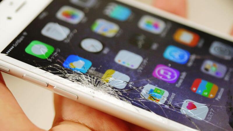 iPhone7 修理 iPhone(アイフォン)ガラス(液晶)交換、修理ならスマレンジャー【格安で即日対応】