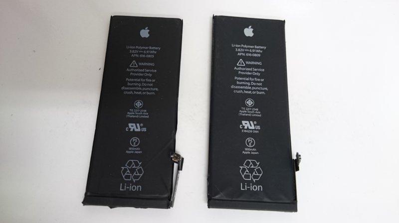 iphone6バッテリー交換iPhone(アイフォン)ガラス(液晶)交換、修理ならスマレンジャー【格安で即日対応】