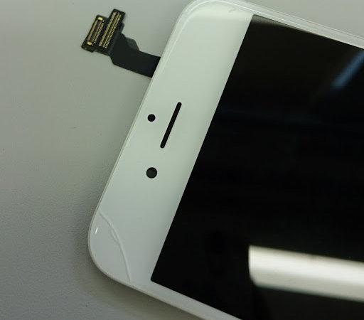 アイフォン6の画面交換iPhone(アイフォン)ガラス(液晶)交換、修理ならスマレンジャー【格安で即日対応】