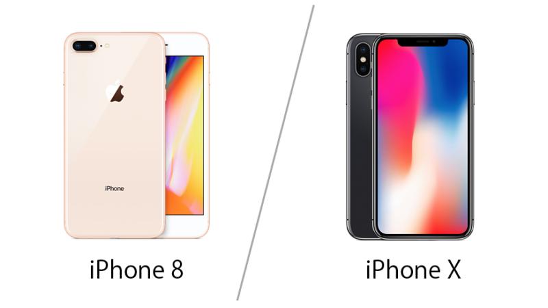 iPhone8とiPhoneX比較!: iPhone(アイフォン)修理戦隊!スマレンジャー【格安で即日対応】