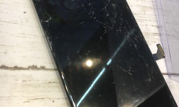 iPhone6を修理しました!:iPhone(アイフォン)修理戦隊!スマレンジャー【格安で即日対応】
