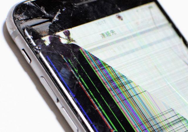 iPhoneの修理はメーカー対応と何が違うのか?