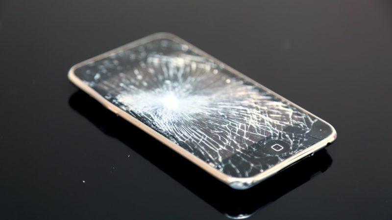 iPhoneはどの程度の衝撃で壊れるの?