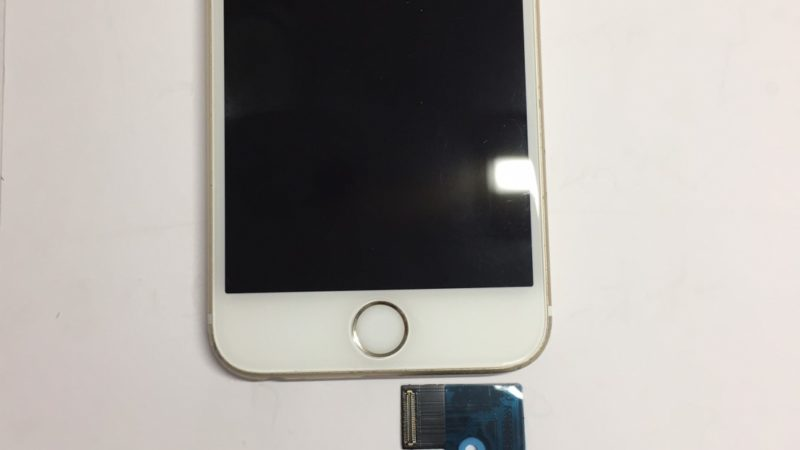 iphone充電できない。。。