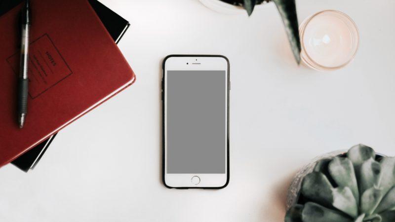 iPhoneを修理に出す際の手順と必要な準備物
