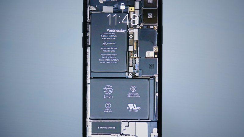 iPhoneのバッテリー消耗状態の確認方法と交換時期の目安
