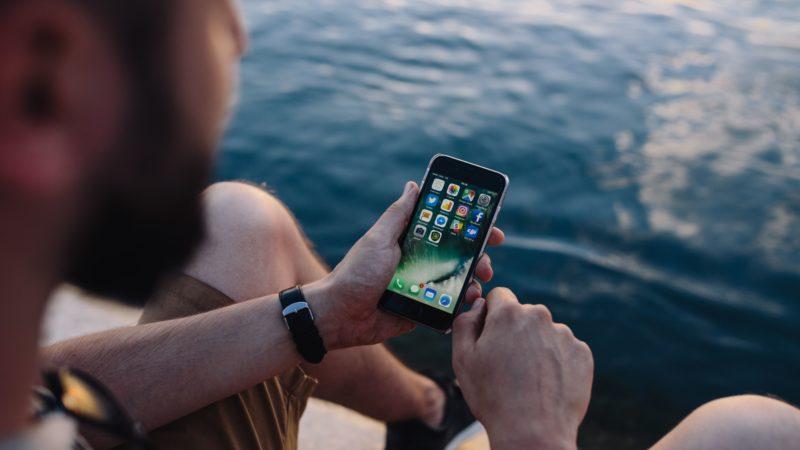 iPhoneが水没!応急処置方法や修理までにしておくこと