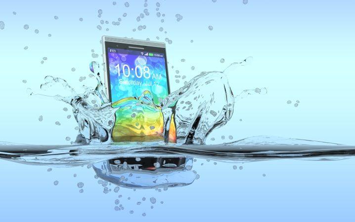 水没した時の対処法とは: iPhone(アイフォン)修理戦隊!スマレンジャー【格安で即日対応】