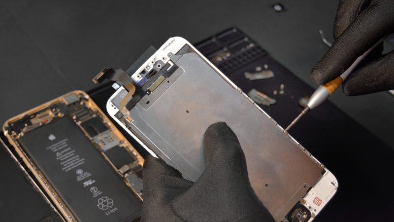 【iPhoneが壊れた!】故障した箇所別、修理日数の目安