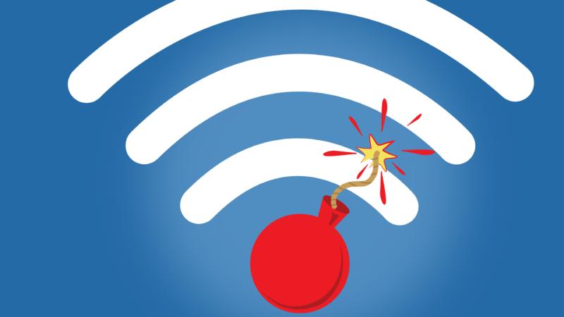 Wi-Fiがつながらない!iPhoneのどこが悪いの?
