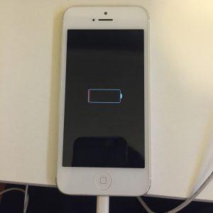 i Phoneがすぐ充電切れするようになった!