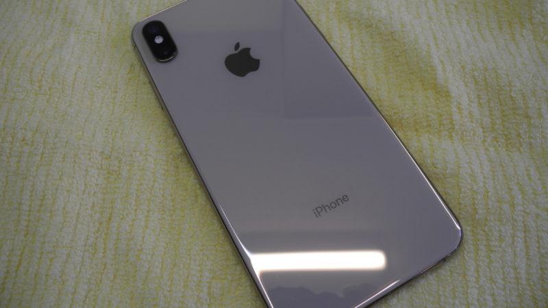 「iPhoneは使用できません」と表示された際の対処法